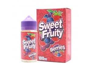 Sweet & Fruity - Berries - 80ml - 0mg