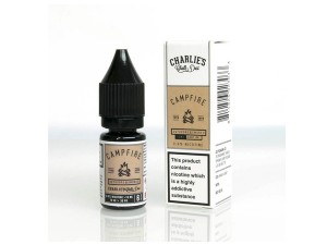 Charlie´s Chalk Dust - Campfire Liquid