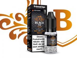 Black Tie Tabak Aroma - Liquid für E-Zigaretten
