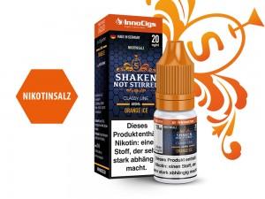 Shaken, not stirred - E-Zigaretten Nikotinsalz Liquid