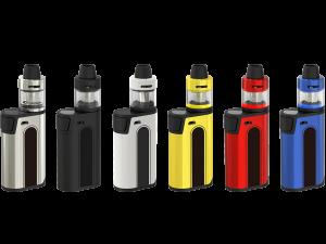 InnoCigs CuBox mit Cubis 2 E-Zigaretten Set