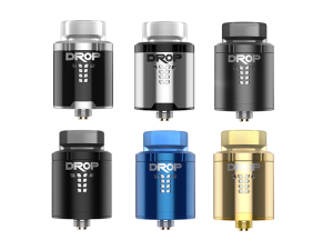 Digiflavor Drop RDA Clearomizer Set