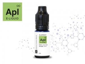 Element Apl - Apfel Liquid