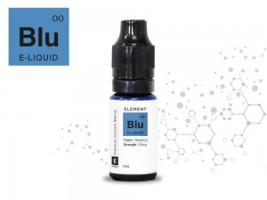 Element Blu - Blaubeer Liquid