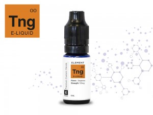 Element Tng - Orangensaft Liquid