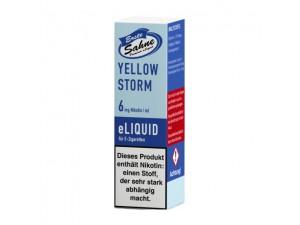 "Erste Sahne ""Yellow Storm"" - E-Zigaretten Liquid"
