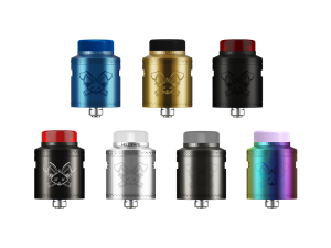 HellVape Dead Rabbit V2 RDA Clearomizer Set