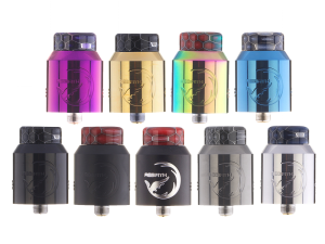 HellVape Rebirth RDA Clearomizer Set