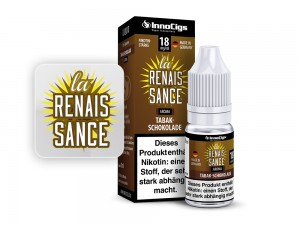 La Renaissance Tabak-Schokoladen Aroma - Liquid für E-Zigaretten