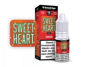 Sweetheart Erdbeer Aroma - Liquid für E-Zigaretten