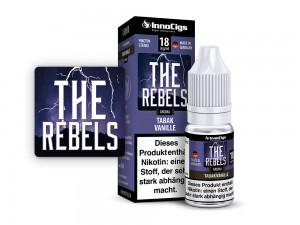 The Rebels Tabak Vanille Aroma - Liquid für E-Zigaretten