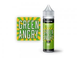 InnoCigs - Green Angry - 0mg/ml 50ml