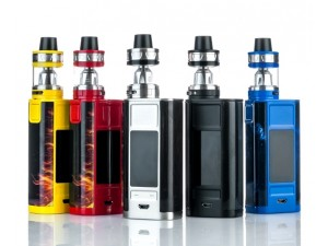 InnoCigs Cuboid Tap mit ProCore Aries E-Zigaretten Set