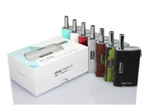 InnoCigs eGrip OLED CL E-Zigaretten Set