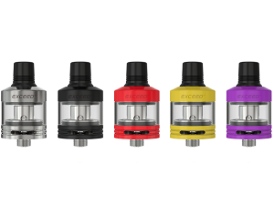 InnoCigs Exceed D22 Clearomizer Set