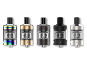 Innokin Ares RTA Clearomizer Set