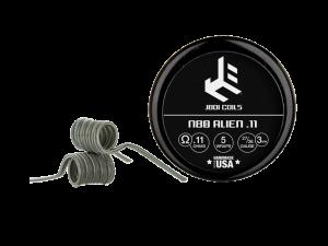JBOI N80 Alien Coil 0,11 Ohm (2 Stück pro Packung)