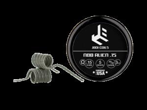 N80 Alien Coil 0,15 Ohm de JBOI (2 pièces par paquet)