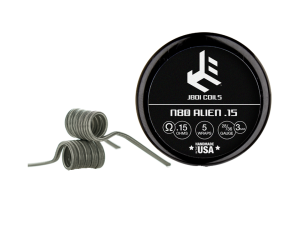 JBOI N80 Alien Coil 0,15 Ohm (2 Stück pro Packung)
