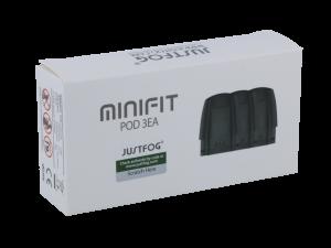 JustFog Minifit POD (3 Stück pro Packung)