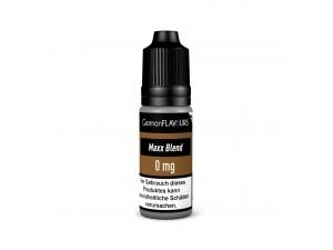 GermanFLAVOURS - Maxx Blend - E-Zigaretten Liquid