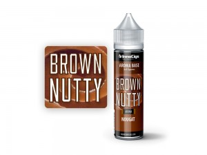InnoCigs - Brown Nutty - 0mg/ml 50ml
