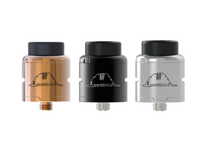 Oumier Armadillo RDA Clearomizer Set