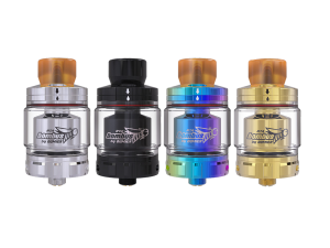 Oumier Bombus RTA Clearomizer Set