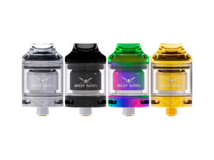 Oumier Wasp Nano RTA Clearomizer Set