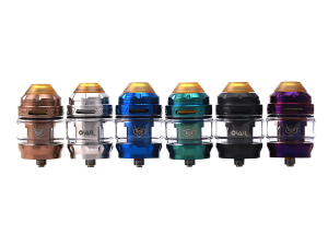 Advken Owl Clearomizer Set