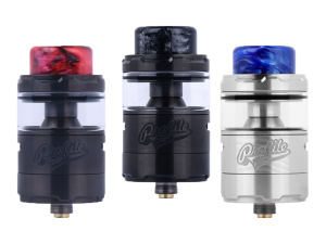 Wotofo Profile Unity RTA Clearomizer Set