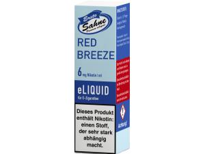 "Erste Sahne ""Red Breeze"" - E-Zigaretten Liquid"