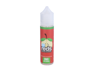 red's Apple EJuice - Apple Juice Ice 0mg/ml 50ml