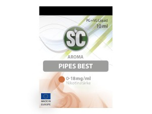 Pipes Best Tabak E-Zigaretten Liquid
