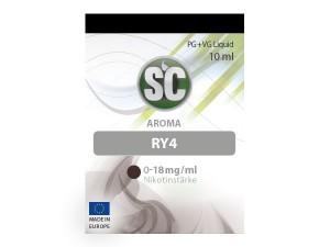 RY4 Tabak E-Zigaretten Liquid