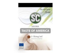 Taste of America Tabak E-Zigaretten Liquid