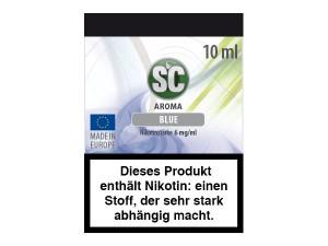 Blue E-Zigaretten Liquid