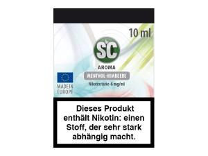 Menthol-Himbeere E-Zigaretten Liquid