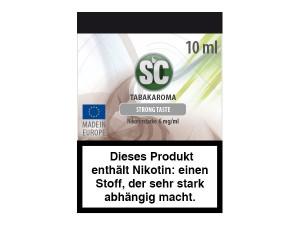 Strong Taste Tabak E-Zigaretten Liquid