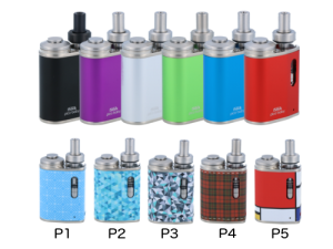 SC iStick Pico Baby E-Zigaretten Set