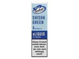 """Erste Sahne """"Shisha Green"""" - E-Zigaretten Liquid"""