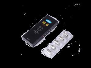 Sigelei MS Heads 0,25 Ohm (5 Stück pro Packung)