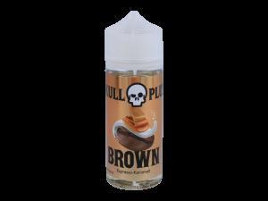 Skull Plus - Brown 100ml 0mg/ml