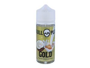 Skull Plus - Gold 100ml 0mg/ml