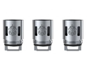 Steamax TFV8 V8-T10 Decuple Heads 0,12 Ohm (3 Stück pro Packung)