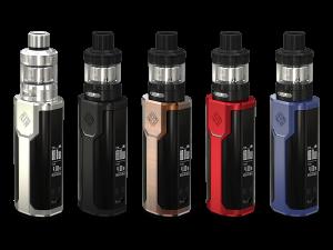 Steamax SINUOUS P80 E-Zigaretten Set