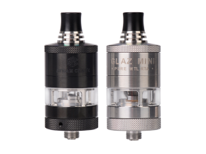 Steam Crave Glaz Mini MTL RTA Clearomizer Set