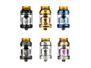 ThunderHead Creations Tauren One RTA Clearomizer Set