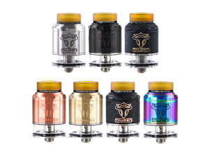 ThunderHead Creations Tauren RDTA Clearomizer Set