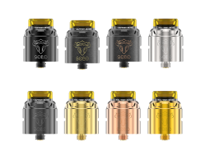 ThunderHead Creations Tauren Solo RDA Clearomizer Set